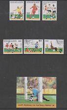 Guinée - 1997 COUPE DU MONDE DE FOOTBALL,France Ensemble & FEUILLE - F/U - SG
