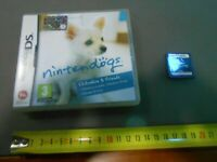 DVD GIOCO - NINTENDO DS NINTENDOGS CHIHUAHUA & FRIENDS