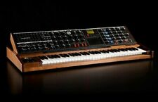 Moog Voyager XL Keyboard Synthesizer 40th Anniversary Brand New In Box Black
