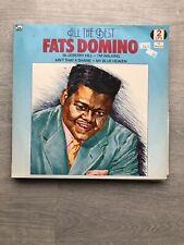 Fats Domino-All The Best 2 Vinyl LP