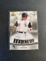 2007 Upper Deck First Edition Leading Off Baseball Card #SP Scott Podsednik CWS