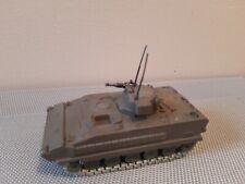 CHAR AMX 10P. MITRAILLEUSE CHANGÉ.  SOLIDO.1/50. 1975