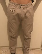 IMPERIAL Pantalone Uomo Scozzese Slim Zip Risvolto Art PI66JBH Sconto 65/%