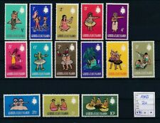 D129371 Gilbert & Ellice Islands 1965 Nice selection of MNH stamps