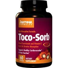 Jarrow Formulas, Inc. Toco-Sorb 60 Sgels