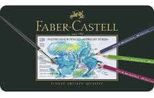 Faber Castell Albrecht Durer Acuarela Lápiz Lata de 120