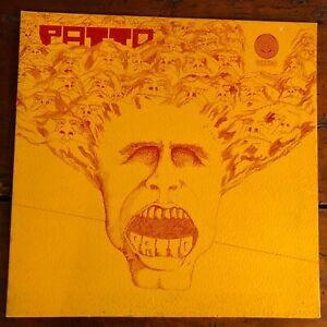 """PATTO """"Patto"""" 1st Uk original Swirl VERTIGO top copy !!!"""