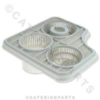 HOONVED 34658 PLASTIC DRAIN FILTER STRAINER DISHWASHER WASH TANK COMENDA 180824