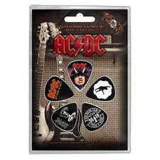 OFFICIAL LICENSED - AC/DC - HIGHWAY 5 GUITAR PLECTRUM / PICKS PACK ANGUS