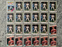 Chris Sabo 68 Card Lot Includes Rookie Card RC UD #180 Topps 98t Fleer #170