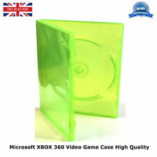 Microsoft XBOX 360 DVD Video Game Case Blank New Empty Replacement Cover Amaray
