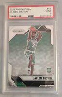 Jaylen Brown RCPSA 92016-17 Panini Prizm Rookie Card #44 Boston Celtics!