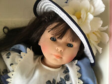 Corolle MARIE Doll in Blue (Made in France) By Catherine Refabert New in Box