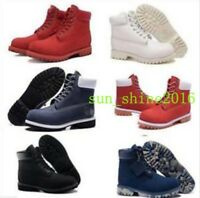 US 8 9 10 Mens Ankle BootS hot  Waterproof Boots Premium Classic Hot New Shoes
