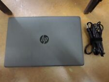 HP 255 G6 Notebook PC Windows 10 AMD E2-9000e 1.5GHz 4GB RAM