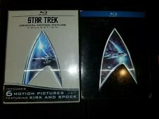 Star Trek Original and The Next Generation Motion Picture Collection - Blu-ray