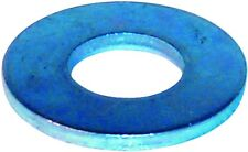 """FLAT WASHERS-IMPERIAL RECTANGULAR SECTION ZINC PLATED 1/2"""" QTY 10"""