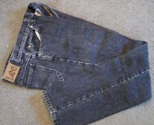 JEANS - LEE - BLACK PRE-WASHED - CLASSIC STRAIGHT LEG SLIM FIT - 29 X 32