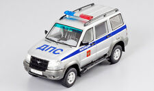 "UAZ 3163 Patriot ""Russian Police"" 2010 (DiP 1:43 / 231632)"