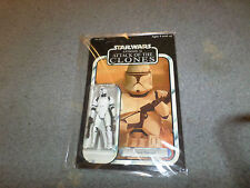 STAR WARS ATTACK OF THE CLONES CLONE TROOPER FIGURE CUSTOM MOC
