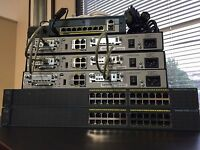 Cisco CCNA CCNP Security home lab kit with ASA5505 Firewall