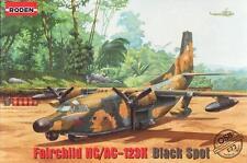 FAIRCHILD NC/AC-123 K BLACK SPOT (USAF MKGS)#58 1/72 RODEN