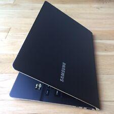 Samsung Series 9 NP900X3C Ultrabook Fast i5 3317U 128 SSD 4GB IPS Backlit Win 10