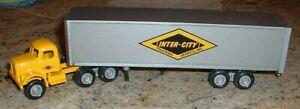 Inter-City Trucking '81 Winross Truck
