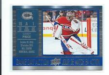 2016/17 Upper Deck Tim Hortons Game Day Action  # GDA-8  Carey Price