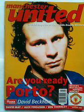 MINT Vol 5 No 1 Manchester United Official Magazine January 1997