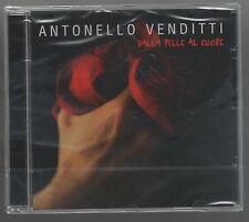 ANTONELLO VENDITTI DALLA PELLE AL CUORE  CD SIGILLATO!!!