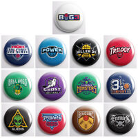 "BIG3 LEAGUE - basketball athletic pinback buttons – 1"" sports team pin badges"