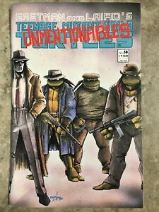 Teenage Mutant Ninja Turtles Issue #14. Vol. 1.(1988).