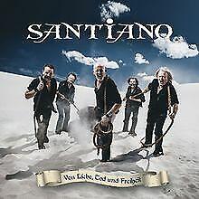 Von Liebe,Tod und Freiheit von Santiano | CD | Zustand sehr gut
