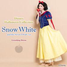 Disney Greeting Snow White  Cosplay dress Woman secret honey Japan