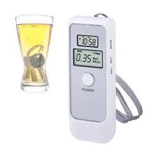 Alcoholimetro Digital con Señal Acústica Pantalla LCD ebox EAD-2214