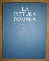 MAURIZIO BORDA - LA PITTURA ROMANA - 1958 LIBRARIA (CO)