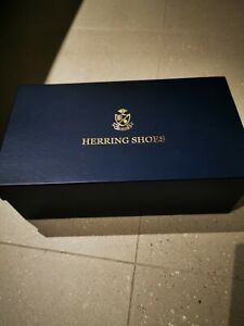 Herring Shoes made by Loake Brogues UK9