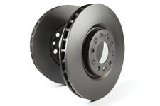 EBC for 09-10 Pontiac Vibe 2.4 4WD Premium Rear Rotors - ebcRK7478