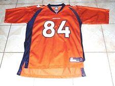 Reebok Authentic Javon Walker Denver Broncos #84 NFL Football Jersey XL
