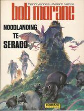 Bob Morane Noodlanding te Serado.