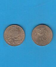 10 Francs 1983 Conquête de l'espace Bicentenaire du 1er vol effectué en 1783