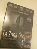 dvd  La zona gris (auschwitz )con harvey keitel (precintado nuevo)