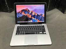 Apple MacBook pro 13 inch 2012 Laptop Office Photoshop Garage Band & Final Cut