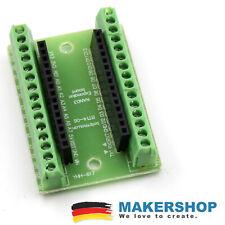 Breakout Prototype Proto Shield für Arduino Nano mit Schraubklemmen