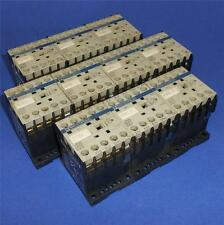 TELEMECANIQUE 24VDC COIL 20A CONTACTOR LP4K0901BW3 *LOT OF 10*