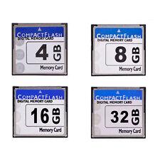 4GB/8GB/16GB/32GB For DSLR HD Camera High Speed Compact Flash CF Memory Card