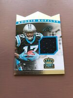 2015 Panini - Crown Royale Football: Devin Funchess - Rookie Royalty Patch Card