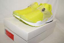 Nike Lab Sock Dart sp Neon talla 42,5 uk.8 Nenon amarillo verde 686058 771