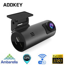 Car DVR Camera GPS with Speedcam 1296P Full HD 1080P Night Vision Video Recorder